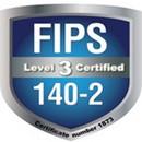 FIPS 140-2認證